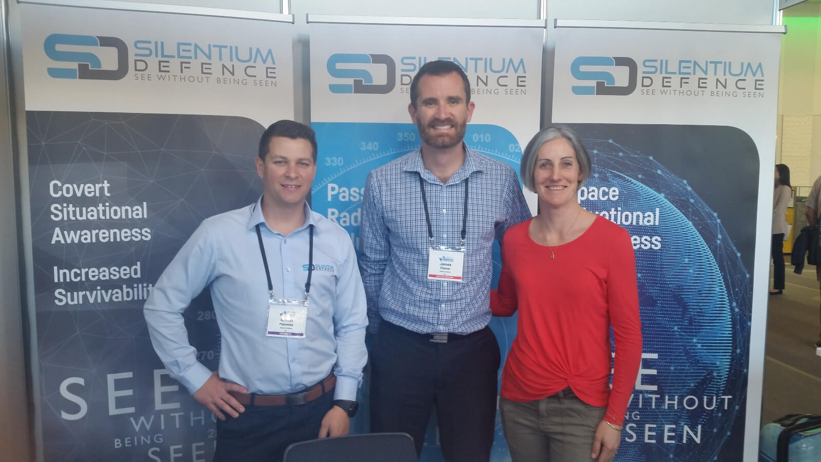 SD at International Radar Conference