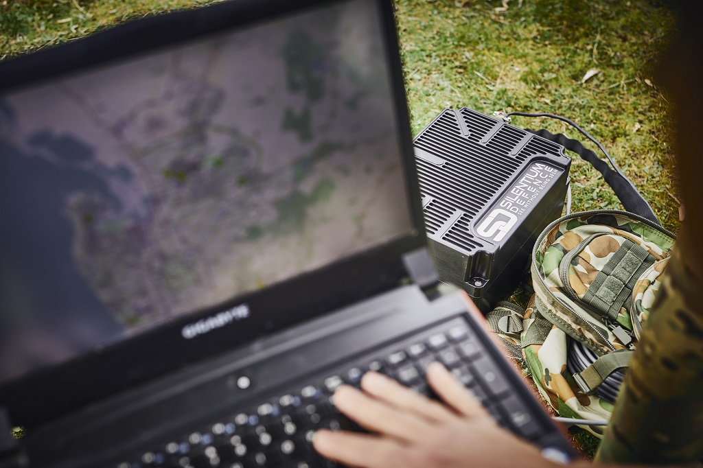 Silentium Defence wins $2m contract – commences advanced field testing for base situational awareness and dismounted operation